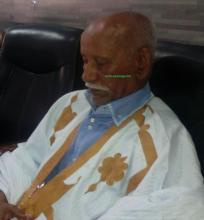 آخر صور المرحوم خلال حفل ترشح الشاعر ناجي محمد الإمام قبل أيام
