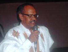 مدير التحالف الفرنسي الموريتاني في أطار محمد محمود ولد الطالب (أرشيف)