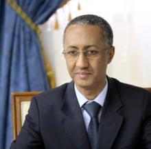ممثل الحكومة خلال الجلسة