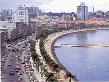لواندا عاصمة أنغولاا