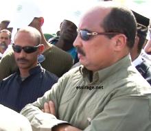 الرئيس الموريتاني محمد ولد عبد العزيز (أرشيف - السراج)
