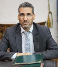 محمد الأمين ولد الذهبي: وزير المالية