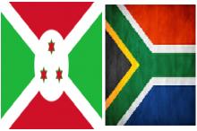 العلمان الإفريقي الجنوبي والبوروندي