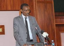 جا مختار ملل: وزير العدل الموريتاني