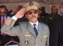 الفريق محمد الشيخ ولد محمد الأمين: قائد الأركان العامة للجيوش.