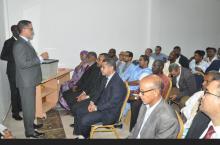 خلال اجتماع الهابا مع ممثلي الأحزاب السياسية