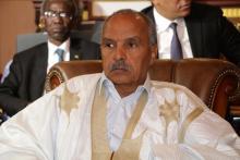 رئيس الجمعية الوطنية الشيخ ولد بايه