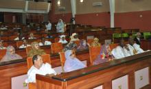بعض نواب الأغلبية داخل الجمعية الوطنية