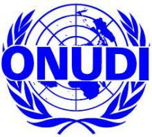 شعار منظمة الأمم المتحدة للتنمية الصناعية