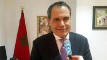 السفير المغربي حميدا شبار