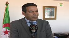 سعيد جلاب وزير التجارة الجزائري.