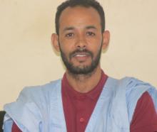 الكاتب أحمد ول ابيه
