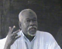 رئيس المنظمة بوبكر ولد مسعود