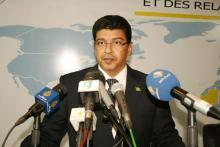 رئيس الحزب سيدي محمد ولد محّم
