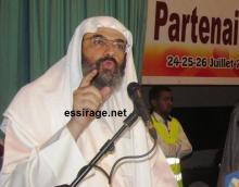 الدكتور إبراهيم مهنا : فوجئت من الحضور القوي لفلسطين في موريتانيا