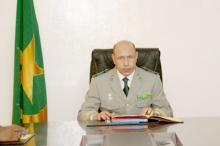 القائد العام لأركان الجيوش الموريتانية