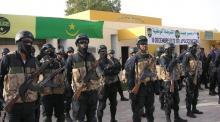 صورة من الشرطة الموريتانية