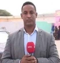 الصحفى أحمد ولد الطالب