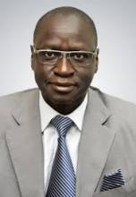عثمان دياغانا: نائب رئيس البنك الدولي