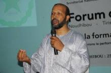 الرئيس محمد غلام الحاج الشيخ
