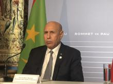 محمد ولد الشيخ الغزواني: الرئيس الموريتاني