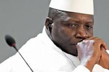 يحي جامي الرئيس الغامبي