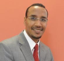 عبد الله بيَّان رئيس المرصد الموريتاني لحقوق الإنسان