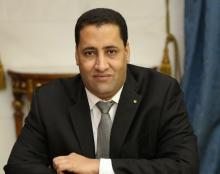 وزير المالية الموريتاني المختار ولد أجاي (وم أ)