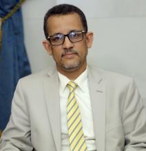 يحيى ولد عبد الدايم: وزير الصيد والاقتصاد البحري.