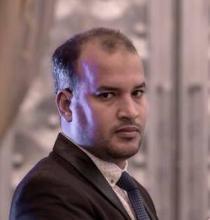 أحمد محمد الحافظ النحوي: باحث دكتوراه بجامعة محمد الخامس