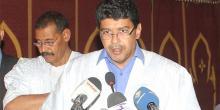 رئيس الحزب الحاكم سيدي محمد ولد محم