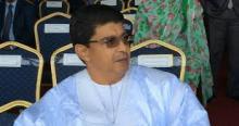 رئيس الحزب سيدي محمد ولد محم