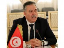 صبري باش طبجي: كاتب الدولة لدى وزير الشؤون الخارجية التونسي.