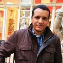 المدون حمود ولد الفاظل