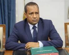 محمدو أحمدو امحيميد: وزير التجهيز والنقل