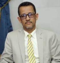 وزير المياه الموريتاني يحيى ولد عبد الدايم