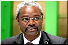 تياو إبراهيم المواطن الموريتاني المعين أمينا تنفيذيا لاتفاقية مكافحة التصحر.