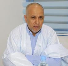 الدكتور احمد سالم ولد محمد فاضل _ رئيس بعثة ال UPR إلى الحوض الشرقي