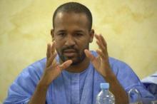 الشاعر الموريتاني أبوبكرولد المامي (أرشيف)