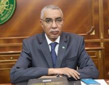 يحيى ولد حدامين: وزير الدفاع الوطني