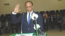 المدير العام لوكالة سجل السكان والوثائق المؤمنة أحمد المختار بو سيف