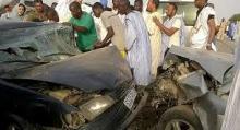 حادث سير فى موريتانيا    إرشيف