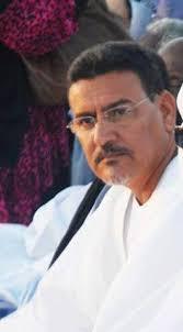 نائب رئيس حزب التكتل محمد محمود امات