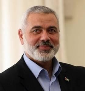 """إسماعيل هنية: رئيس المكتب السياسي لحركة """"حماس"""""""
