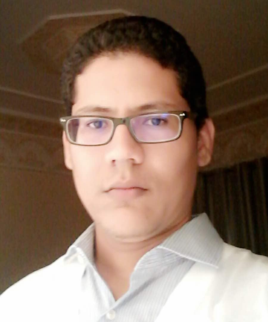 الكاتب خالد الداه