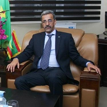 ادي ولد الزين: وزير التنمية الريفية