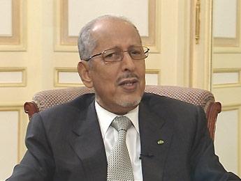 سيدي محمد ولد الشيخ عبد الله: الرئيس الموريتاني الأسبق