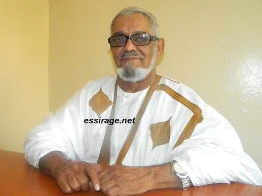 محمد المصطفى ولد بدر الدين: نائب برلماني سابق