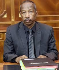 حيمود ولد رمظان: وزير العدل الموريتاني