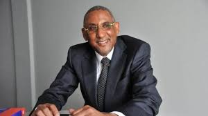المصطفى ولد الإمام الشافعي: رجل أعمال موريتاني مقيم بالخارج